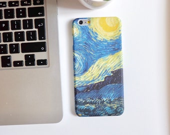 Instant dispatch hard shell iPhone 6plus 6splus phone case cover modern abstract holographic etc. Snap on cover