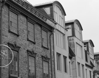 Quebec City Row Houses