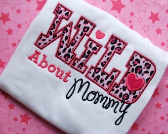 Mother's Day Shirt, Mommy's Girl Shirt, Boys Mothers day Shirt