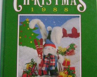 Creative Ideas for Christmas Instruction Book - 1988