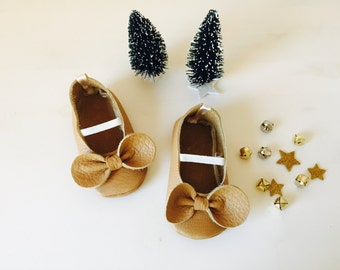 Baby girl shoes toddler girl shoes infant shoes soft soled shoes wedding shoes flower girl shoes lace up shoes ballerinas lace -  Ballerinas