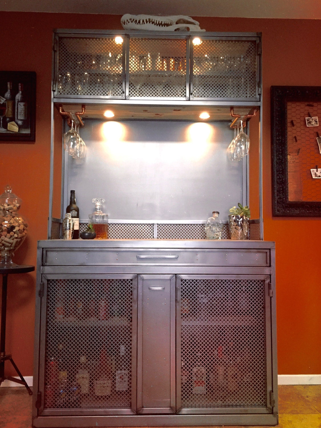full storage for home cabinets rolling mounted hanging cellar drinks of liquor retro wine furniture hutch unique cabinet corner size and wall bar