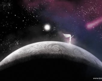 Cosmos Print
