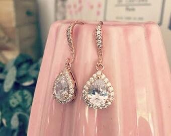Adèle Earrings - Jewelry - Wedding