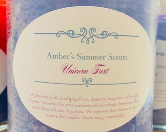Amber's Summer Scents