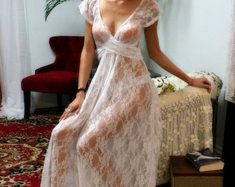 Lingerie Night Gown
