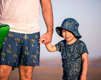 kids summer hat,boys bucket hat,baby sun protection,boys beach hat,octopus swimwear,boys birthday gift,kids sun hats,kids swimwear,sun hats