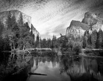 Valley View - Yosemite