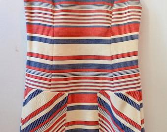 1960s Singer's Vintage Dress and Jacket Set