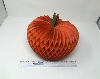 Pumpkin tissue honey comb