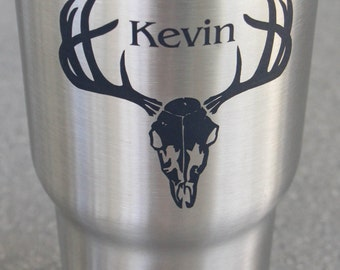 30 oz RTIC Custom Engraving Stainless Steel