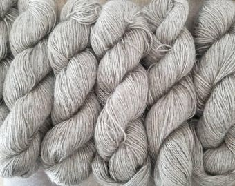 100% mohair sport weight yarn from Legend