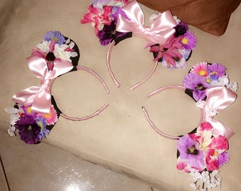 Customized Minnie Ears