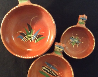 Mexican Nesting Bowls