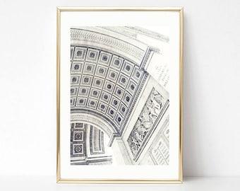 Paris photography, framed wall art, Paris wall art, large wall art, Paris prints, canvas art, Paris decor, Eiffel tower, cherry blossom