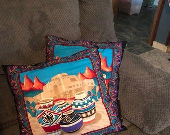Throw pillows 16 x 17