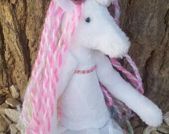 The rainbow unicorn