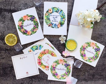 Summer Wreath Sets