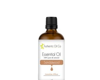 Sandalwood Amyris Essential Oil 100% Pure 10ml 50ml 100ml