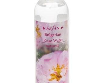 Face Toner Bulgarian Rose Damascena Water Cleanser 250 ml 8.5 fl