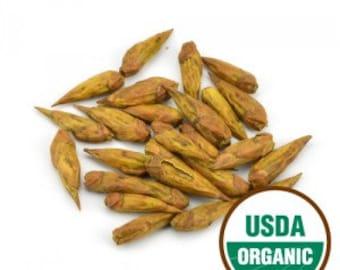 Balm of Gilead buds, whole organic 1 oz
