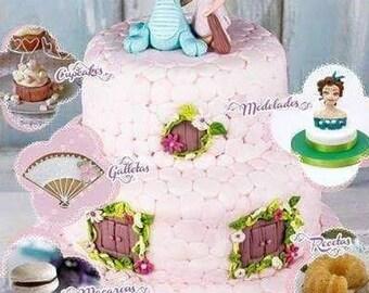 Dream Magazine 4 cakes