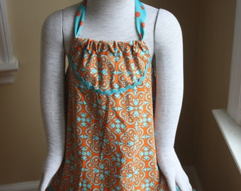 Size 24m to 2T....Sundress.......Made and Ready to be Shipped!! On Sale Last One