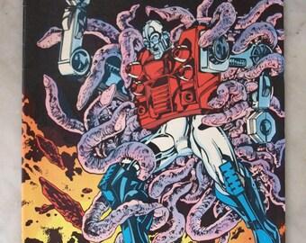Vintage Marvel Comic The Micronauts