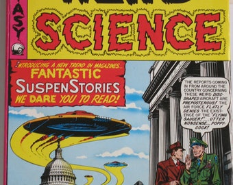 Weird Science Annual Voume 1