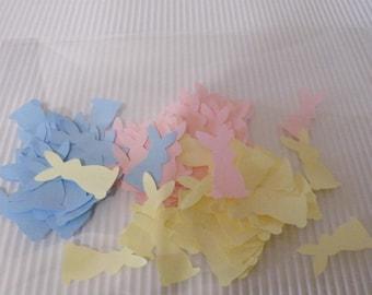 Rabbit confetti