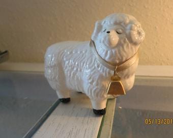 Sweet Little Sheep Figurine