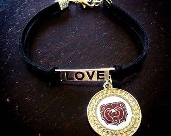 Missouri State Love Bracelet