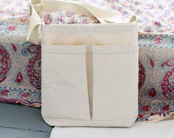 Shoulder bag PDF sewing pattern Virginia (English)