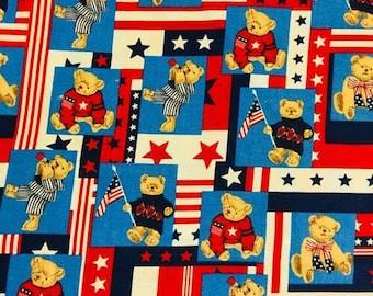 Beary Patriotic