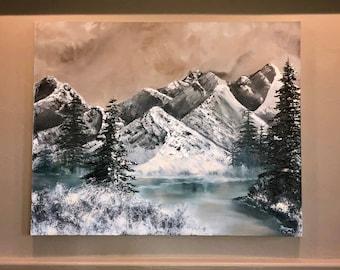 Rocky Mountain Serenity