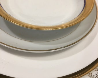 Mismatched Plates Dinnerware Plates