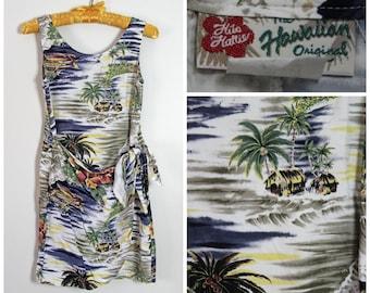 Hilo Hattie Sarong Dress