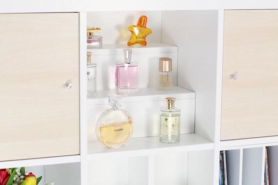 Ikea Regal Kallax stage insert for ikea kallax shelf white