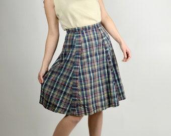 Linen Blouse, Natural Linen Blouse,  Irish Linen, Summer Linen Blouse, 60s Vintage Blouse, Activar David Golart, Sleeveless Top, Work Blouse