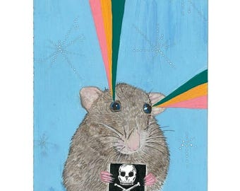 No Country for Rodents
