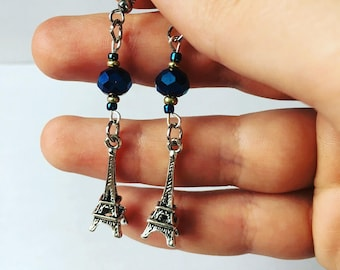 Tower Earrings