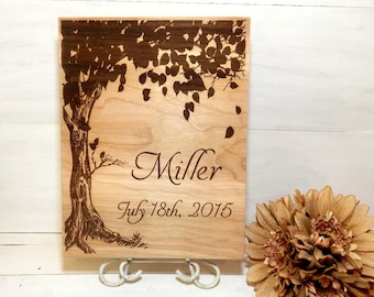 Personalized Wedding Sign,Wedding Signs,Wedding Decoration Sign,Personalized Home Decor Sign,Housewarming Gift,Wedding Gift, Reception Decor