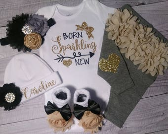 baby girl coming home outfit, baby girl clothes, newborn baby girl take home outfit, baby girl, little sister, newborn girl clothes, girl