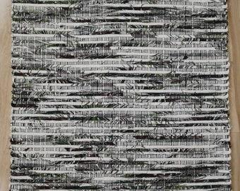 Woven Handmade Rag Rug