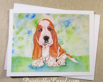 Basset hound cards etsy basset hound birthday card basset birthday card birthday card with basset hound basset bookmarktalkfo Gallery