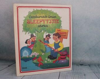 Vintage Camberwick Green HB Sleepytime stories Book 1977 children's TV BBC Trumpton