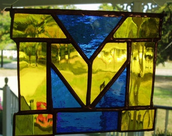 Stained Glass-MICHIGAN