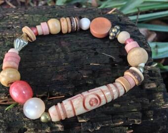 New beaded bracelet