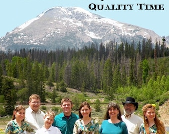 Quality Time- The Full Quiver Band