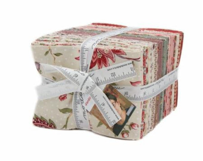 Jardin de Versailles by The French General for Moda Fat Quarter Bundle 40 FQ